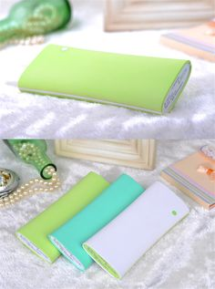 11000mAh External Battery Pack With Two USB Charging Port Mobile Battery for Smartphone Tablet PC