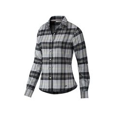 Women's Plaid Flannel Shirt ($37) ❤ liked on Polyvore featuring tops, tartan flannel shirt, tartan top, tartan plaid shirt, plaid top and shirts & tops