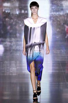 Mary Katrantzou Ready To Wear Fall Winter 2013 London