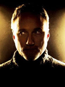 David Fincher (American action & thriller director: Se7en [1995], Fight Club [1999], The Curious Case of Benjamin Button [2008], The Social Network [2010], The Girl with the Dragon Tattoo [2011]).