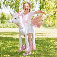 Ride On Unicorn Costume