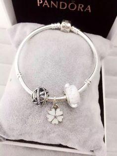 Tendance & idée Bracelets 2016/2017 Description 50% OFF!!! $119 Pandora Charm Bracelet. Hot Sale!!! SKU: CB01114 - PANDORA Bracelet Ideas