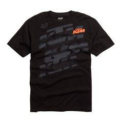 Fox Racing KTM Dividend T-Shirt Black $22.99