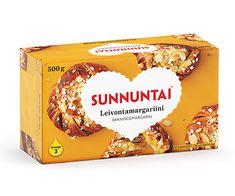 Mustikka-vaniljapullat - raisio.com Container, Food, Eten, Meals, Canisters, Diet