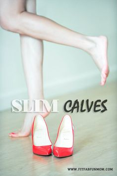 how to slim calves, does running make calves bigger, exercise and calf size