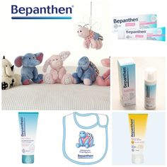 Win a bundle of Bepanthen products | My Mills Baby (Including their new Stretchmark Cream worth £24.99) Closes 17/11/2014