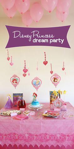 Princess Dream Party~ get all the details!  #DreamParty #shop #cbias