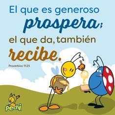 Bible Quotes, Bible Verses, Spirituality, God, Comics, Spanish, Heaven, Inspirational, Christian Families