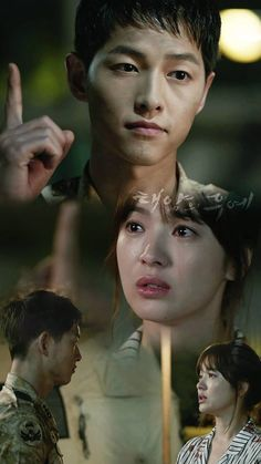Descendants of the sun #Ep8