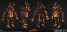 ArtStation - Total war Warhammer art dump, Johann Tan