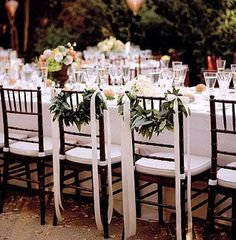 Ensure everyone knows where the bride and groom are sitting at the wedding breakfast