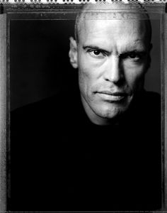 Mark Messier photographed by Andrew Eccles