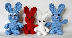 Ravelry: Bunny JÄNKS pattern by Kristi Randmaa