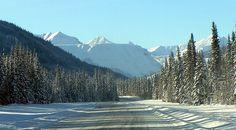 Drive the Alaska Highway