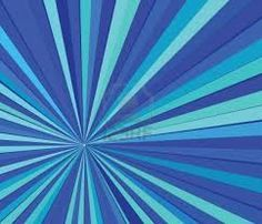 In dit plaatje zie je een kwaliteits contrast. De ene kleur blauw is feller dan de andere.