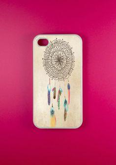 Dream Catcher Iphone Case,Iphone 4 case, Iphone 4s