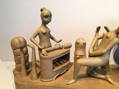 Gerit Grimm at the Museum of Wisconsin Art