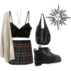 """Untitled #412"" by muhshells on Polyvore"