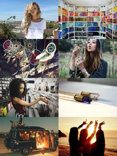 PJO/HoO Aesthetics: Girls of the Prophecy