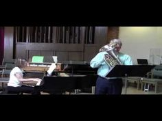 """Count Your Blessings"": Played as a euphonium solo with piano, here is a lovely song from the movie White Christmas. http://www.onlinesheetmusic.com/count-your-blessings-instead-of-..."