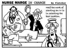 Nurse-y humor