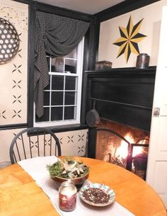 Primitive Window Treatments | Curtain | Primitive Window Treatments