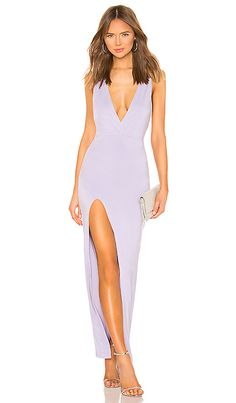 Shop a great selection of Erika Deep V Jersey Maxi superdown. Find new offer and Similar products for Erika Deep V Jersey Maxi superdown. Black Girl Fashion, Pop Fashion, Cute Fashion, Trendy Fashion, Blush Dresses, Prom Dresses, Ball Dresses, Jersey Maxi, Music Festival Fashion