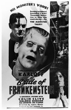 (1935) Bride of Frankenstein