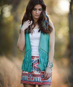 Navajo Loom Beaded Short Skirt Double D Ranch