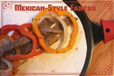 Mexican-Style Fajitas Recipe - Allrecipes.com  ‪#‎MyAllrecipes‬