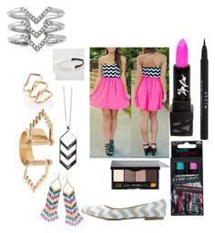 """""""Chevron"""" by polyvoretwins ❤ liked on Polyvore"""