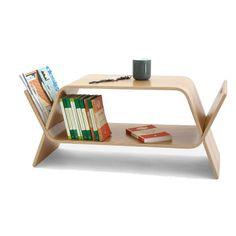 Embrace Magazine Rack Oak by John Green Plywood Table, Oak Plywood, Plywood Furniture, Table Furniture, Kids Furniture, Furniture Design, Walnut Plywood, Smart Furniture, John Green
