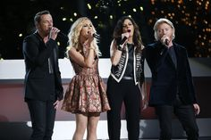 Your CMA Awards Vocal Group of the Year Little Big Town hits the CMA stage once again for CMA Country Christmas!
