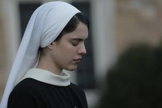 "Sony Pictures Classics released the official trailer for its upcoming film, ""Novitiate.""  ""Novitiate"" is the story of Cathleen, a teenager being raised by a non-religious single mother. When Cathleen receives a scholarship to Catholic school, she finds herself caught up in the beauty of her new religious life. She decides to enter the convent as a postulate, and begins training as a nun.   #Denis O'Hare #Dianna Agron #Liana Liberato #Margaret Betts #Margaret Qualley #melissa"