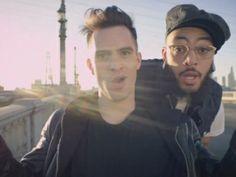 """Travie McCoy & Brendon Urie's """"Keep On Keeping On"""" Video: Idolator Premiere"""