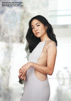 Constance Wu for Audrey magazine Mom Characters, Kelly Hu, Constance Wu, Perfect Woman, Hello Gorgeous, Beautiful Actresses, Most Beautiful Women, Asian Fashion, Asian Woman