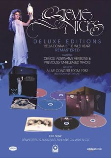 Fleetwood Mac News: Best Reissues of 2016 - Stevie Nicks and Fleetwood Mac