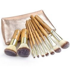 Beauty & Health Romantic New Powder 10pcs Professional Makeup Brushes Set Cosmetics Foundation Brush Tools For Face Powder Eye Shadow Eyeliner Lip Kits Dependable Performance Makeup Tools & Accessories