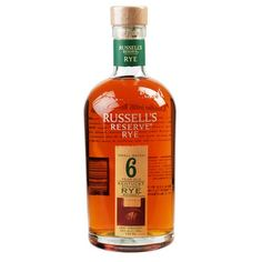 Russell's Reserve Rye - 6 year old Kentucky Straight Rye Whiskey at Market Alley Wines