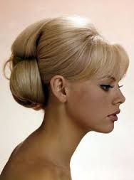 Image result for 1950's updo hairstyles