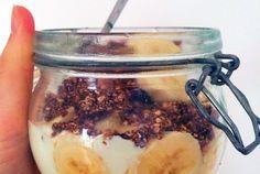 Banoffee-snickers granola