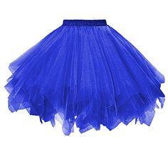 Dressever Vintage 1950s Short Tulle Petticoat Ballet Bubb...