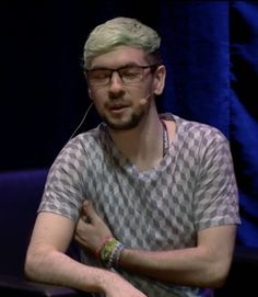"Jacksepticeye // Markiplier's ""Panel with friends"" at PAX West in Seattle, WA 2016"