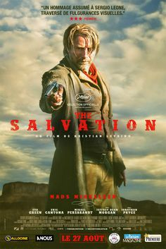 The salvation (2014) - Kristian Levring