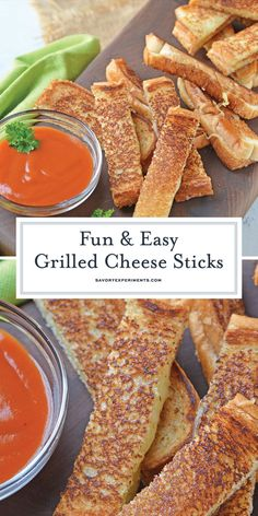 Grilled Cheese Sticks make your childhood favorite into a party-worthy appetizer! – Grilled Cheese Sticks make your childhood favorite into a party-worthy appetizer! Grill Sandwich, Subway Sandwich, Deli Sandwiches, Grilled Sandwich Recipe, Grill Cheese Sandwich Recipes, Grilled Cheese Recipes, Sandwich Recipes For Kids, Grilled Cheeses, Burger Recipes