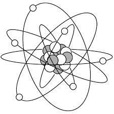 carbon atom - Google Search                                                                                                                                                                                 Mehr Atom Tattoo, Web Tattoo, Compass Tattoo, Atom Drawing, Biology Tattoo, Kreis Tattoo, Circular Tattoo, Tattoo Trash, Dna Tree