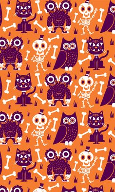 cute owl fall themed wallpapers - photo #14