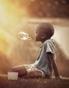 Adrian McDonald | Beauté et innocence des enfants