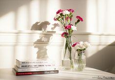 Rzeczy, których dla siebie nie robisz, a powinnaś. | EwelinaMierzwinska.pl Glass Vase, Instagram, Home Decor, Art, Coaching, Art Background, Training, Decoration Home, Room Decor