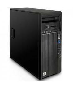 HP Z230 Tower Workstation (WM569ET): Intel Xeon E3-1225v3 with Intel HD Graphics P4600 (3.2 GHz, 8 MB cache, 4 cores),Intel PCH C226,Minitower,8 GB 1600 MHz DDR3 ECC Unbuffered RAM (2 x 4 GB),4 DIMM,1 TB 7200 rpm SATA,SATA SuperMulti DVD writer,Intel HD Graphics P4600,Integrated Intel I217LM PCIe Gigabit controller,Integrated High Definition Realtek ALC221 Audio; HP Thin USB Powered Speakers (optional),Windows 7 Professional 64.
